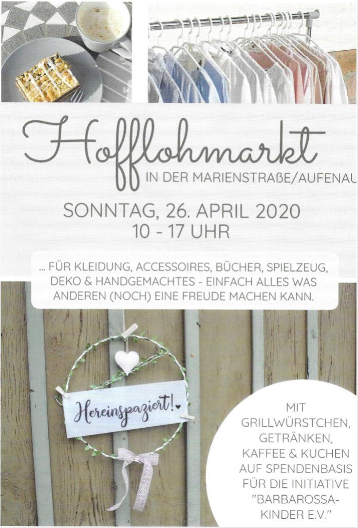 hoffest-plakat
