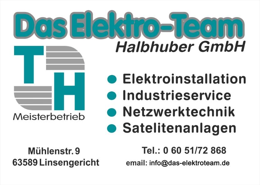 Elektro-Team-Halbhuber